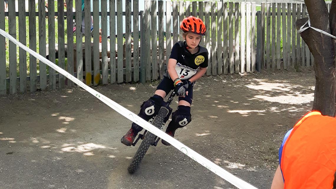Einrad Bahn & MUni-Turnier 2017 in Villanders