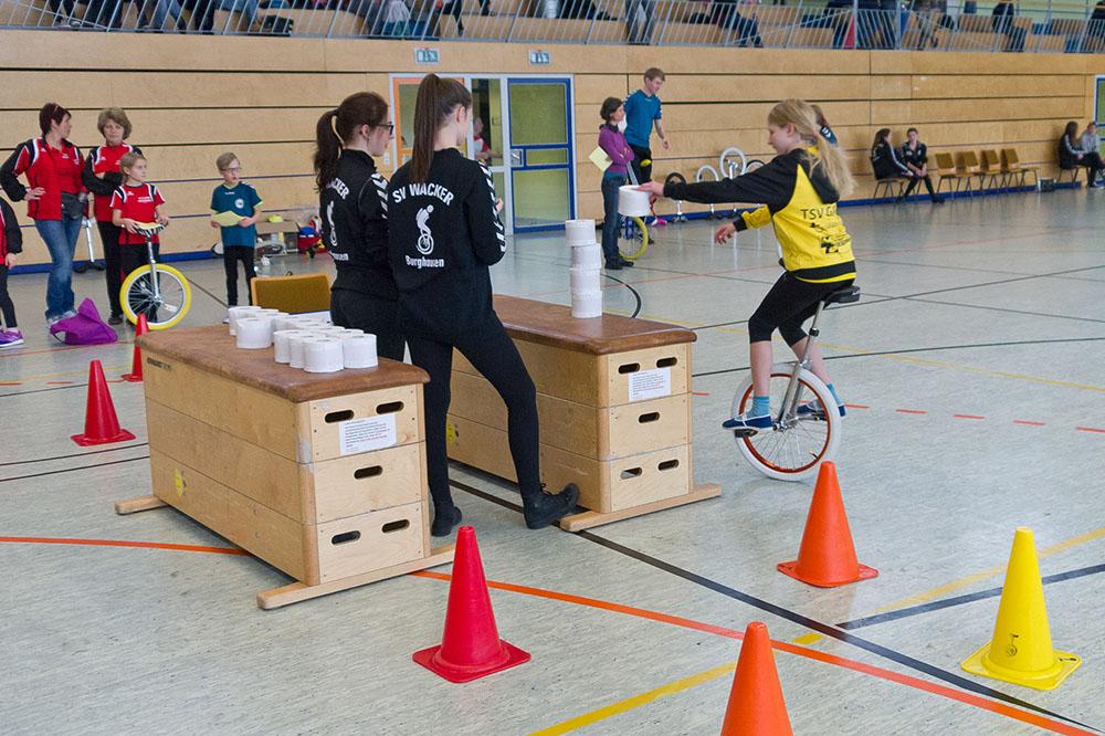 Spaßolympiade in Burghausen