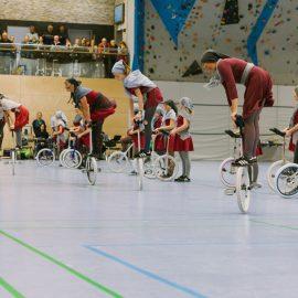 Deutsche Meisterschaft Einrad-Freestyle in Waging