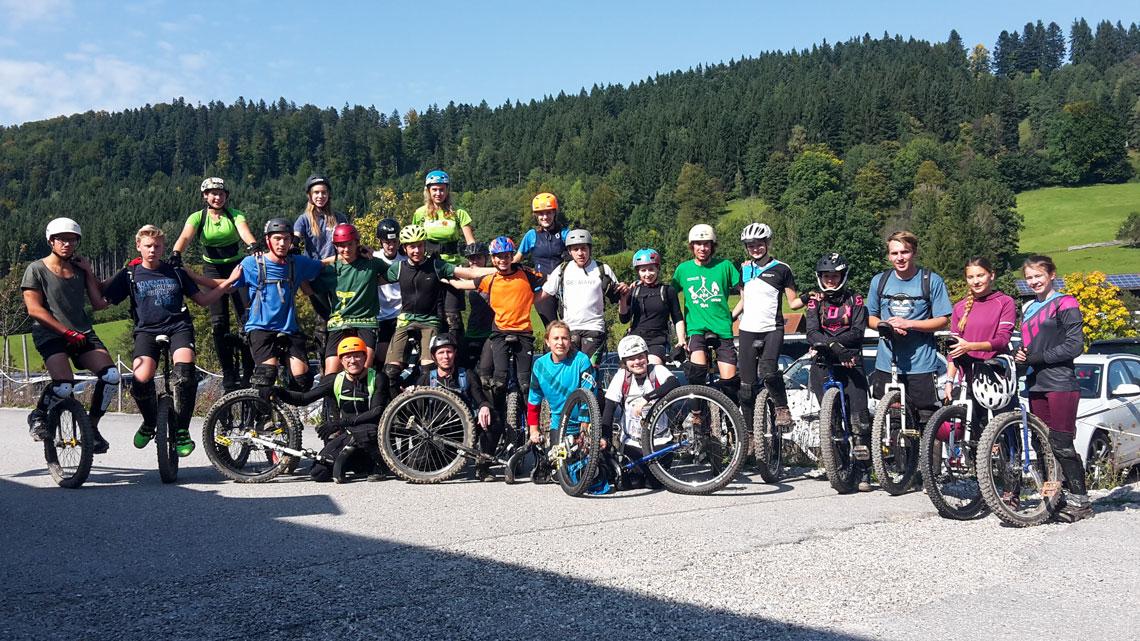 Trainings-Camp in Bad Tölz