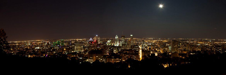Montreal bei Nacht – unser Abschied von der Stadt