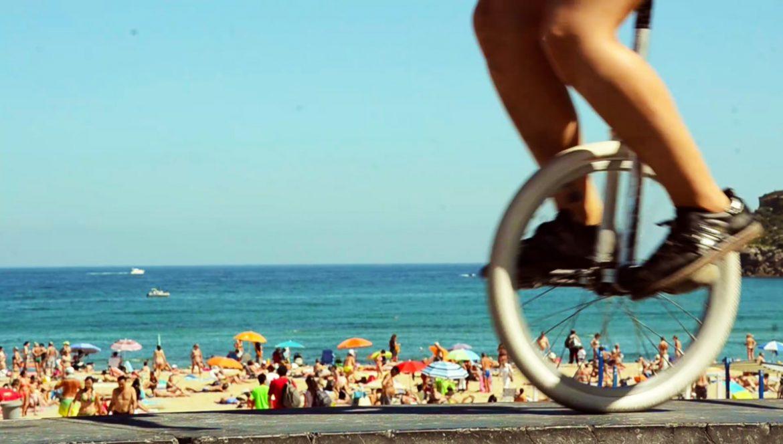 Freestyle in San Sebastian